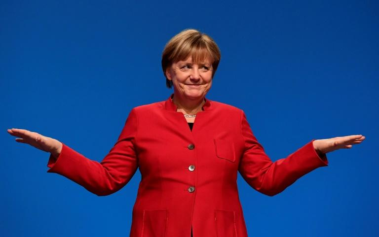 """Dubbed """"the eternal chancellor"""", Angela Merkel is widely expected to win reelection when Germany votes on Sunday"""