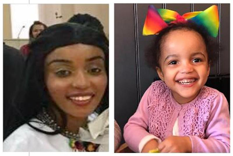 Jessica Richards is thought to have abducted her daughter Elliana Shand: PA