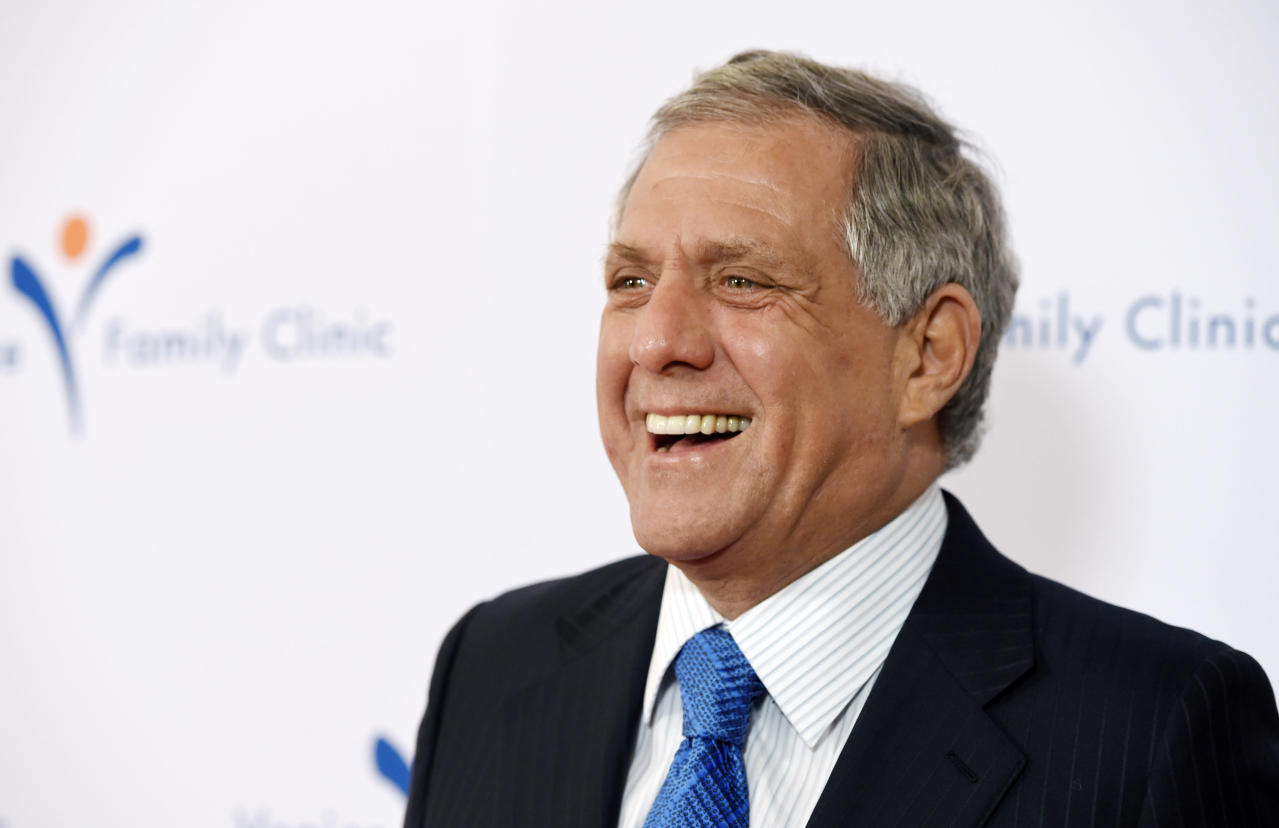 CBS could be jockeying for leverage to bring Redstone to the negotiating table experts say The showdown between CBS CEO Les Moonves and Shari Redstone