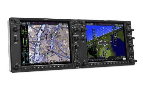 Garmin® G1000H NXi-equipped Bell 407GXi helicopter achieves IFR certification.