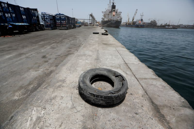 Senegal port seeks removal of 2,700 tonnes of chemical that caused Beirut blast