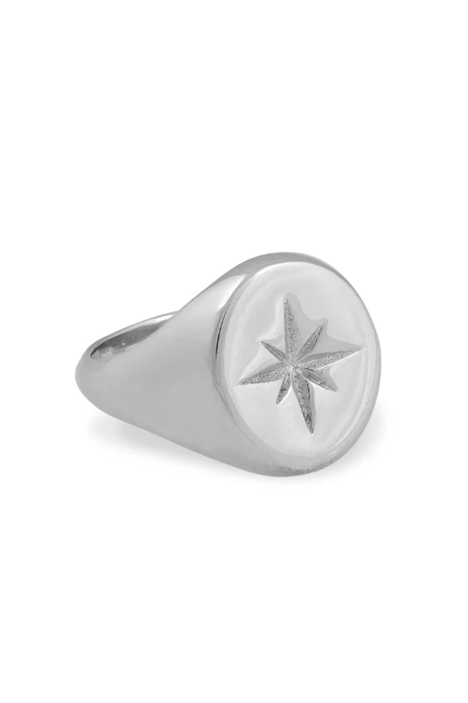 """<p><strong>Bonito</strong></p><p>bonitojewelry.com</p><p><strong>$70.00</strong></p><p><a href=""""https://go.redirectingat.com?id=74968X1596630&url=https%3A%2F%2Fbonitojewelry.com%2Fproducts%2Fzeus-star-ring-silver&sref=https%3A%2F%2Fwww.cosmopolitan.com%2Fstyle-beauty%2Ffashion%2Fg13602855%2Fbest-gift-ideas-for-women%2F"""" rel=""""nofollow noopener"""" target=""""_blank"""" data-ylk=""""slk:Shop Now"""" class=""""link rapid-noclick-resp"""">Shop Now</a></p><p>This timeless oval-shaped ring is super chic but also supports a great cause. For every $100 spent at Bonito, the company donates a backpack filled with supplies to a child in need.</p>"""