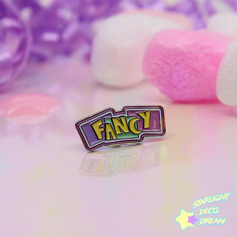 """<strong>Get the <a href=""""https://www.starlightdecodream.com/product/fancy-soft-enamel-pin"""" rel=""""nofollow noopener"""" target=""""_blank"""" data-ylk=""""slk:Fancy Soft Enamel Pin for $5 pins and patches"""" class=""""link rapid-noclick-resp"""">Fancy Soft Enamel Pin for $5 pins and patches</a></strong>"""