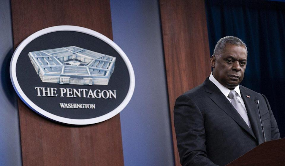 Regional security is likely to be one of the hot topics when US Secretary of Defence Lloyd Austin meets his Japanese and South Korean counterparts. Photo: AP