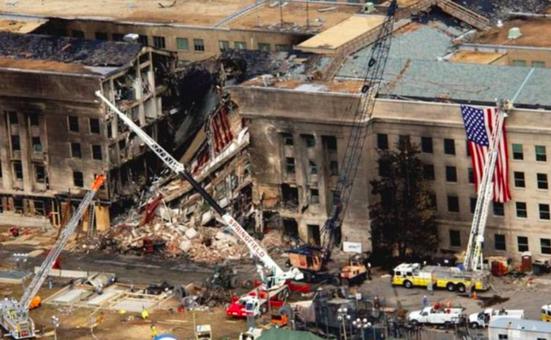 <p>It has been 16 years since terrorists flew a plane into the Pentagon during the 9/11 attacks. (Air Force photo by Tech Sgt. Cedric H Rudisill) </p>