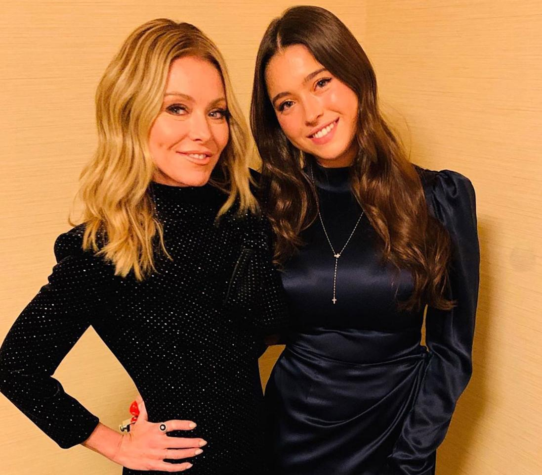 """<p>The <em>Riverdale</em> star gave praise to the women in his life, including wife Kelly Ripa and their daughter Lola. """"Honored and Blessed to have these women in our lives. Happy #internationalwomensday,"""" Consuelos wrote.</p>"""