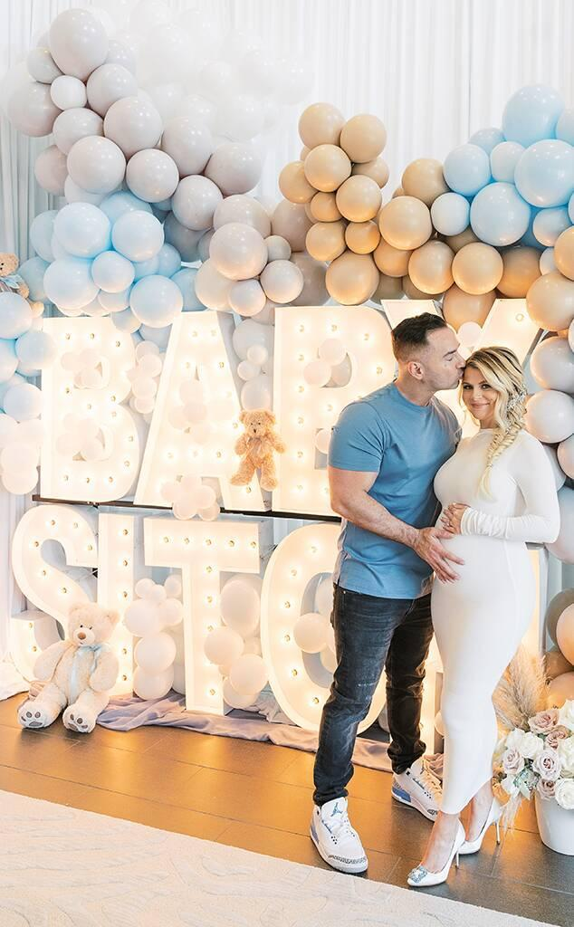 Mike The Situation and Wife Lauren Baby Shower