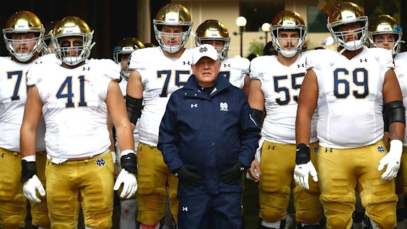 Why was Notre Dame vs. Wake Forest postponed? COVID-19 cases alter Fighting Irish's football schedule
