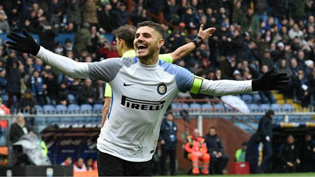 Mauro Icardi was not included in Jorge Sampaoli's most recent Argentina squad, but the Inter star understands why he has been left out.