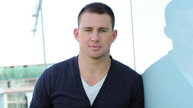 Channing Tatum and Other  Stars Who Want in on '50 Shades of Grey'