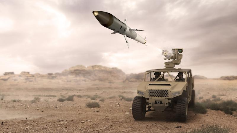 BAE successfully tests ground-launched APKWS rockets for first time