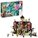 """<p><strong>LEGO</strong></p><p>walmart.com</p><p><strong>$104.97</strong></p><p><a href=""""https://go.redirectingat.com?id=74968X1596630&url=https%3A%2F%2Fwww.walmart.com%2Fip%2F876691379&sref=https%3A%2F%2Fwww.goodhousekeeping.com%2Fchildrens-products%2Ftoy-reviews%2Fg29419638%2Fbest-toys-gifts-for-9-year-old-boys%2F"""" rel=""""nofollow noopener"""" target=""""_blank"""" data-ylk=""""slk:Shop Now"""" class=""""link rapid-noclick-resp"""">Shop Now</a></p><p>All of LEGO's new Hidden Side building kits incorporate a new element of play into the mix: augmented reality. The new feature <strong>helps make building even more interactive </strong>when used with the app. With this specific kit, kids can build a haunted school from the ground up (it's loaded with a ton of details), then go on ghost-hunting adventures with the eight figures (including a ghost dog). There are also <a href=""""https://www.amazon.com/stores/page/3CB952C5-7A21-4EF5-B857-2312D7A9A2C3?tag=syn-yahoo-20&ascsubtag=%5Bartid%7C10055.g.29419638%5Bsrc%7Cyahoo-us"""" rel=""""nofollow noopener"""" target=""""_blank"""" data-ylk=""""slk:smaller, less expensive Hidden Side"""" class=""""link rapid-noclick-resp"""">smaller, less expensive Hidden Side</a> sets that that still have the AR capability. <em>Ages 9+</em></p>"""
