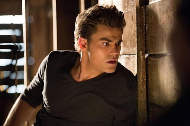 "Paul Wesley as Stefan in ""Growing Pains,"" the Season 4 premiere episode of ""The Vampire Diaries."""