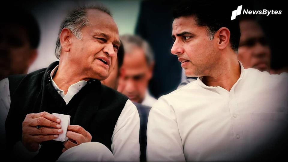 Rajasthan: Congress internal crisis resurfaces; Pilot unhappy with high command
