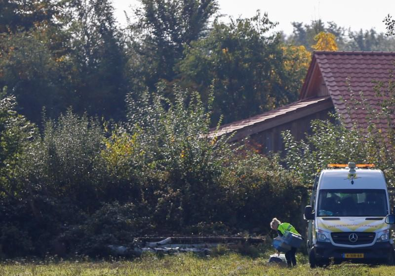 Dutch prosecutors say father confined children and abused them in remote farmhouse