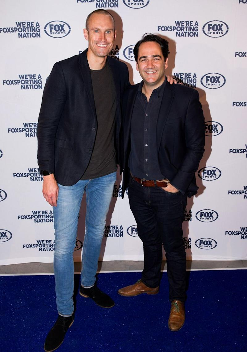 Wippa revealed his son's bizarre confession on the Fitzy and Wippa Show on Nova FM. Source: Getty