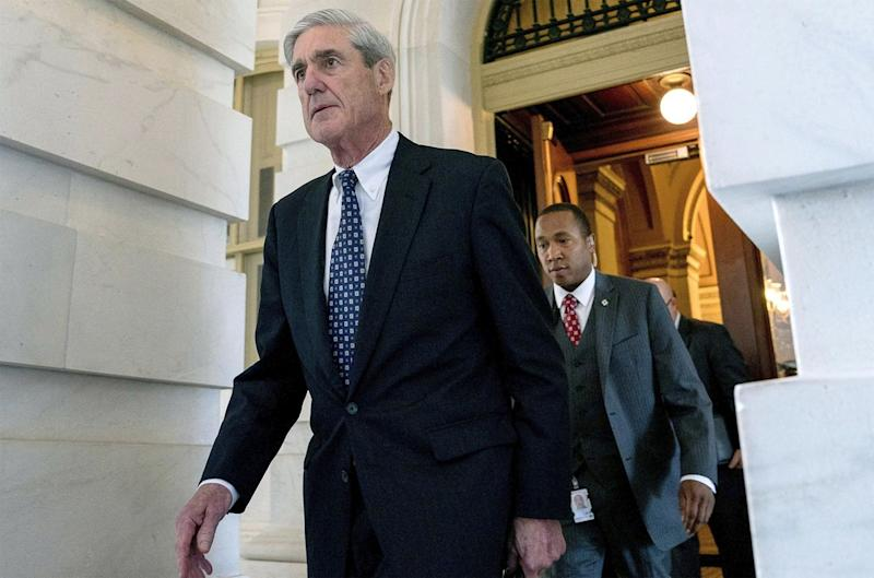 Mueller Is Said to Weigh Putting Off Trump Obstruction Decision