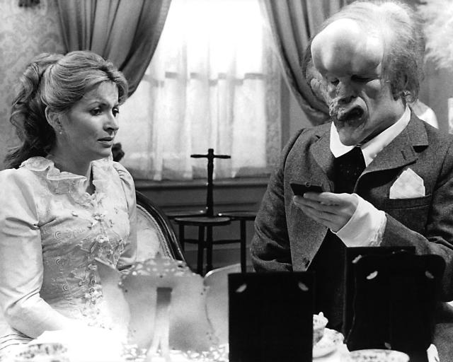 John Hurt played Merrick in the 1980 David Lynch film <i>The Elephant Man</i>. (Photo: Silver Screen Collection/Getty Images)
