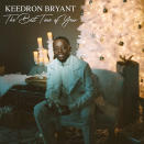 """This cover image released by Warner Records shows """"The Best Time of Year"""" by Keedron Bryant. (Warner Records via AP)"""