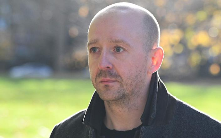 Lee Cain, who left No 10 in November, said he was guilty of 'the twin crimes of having a strong Northern accent and shaved hair' - Getty