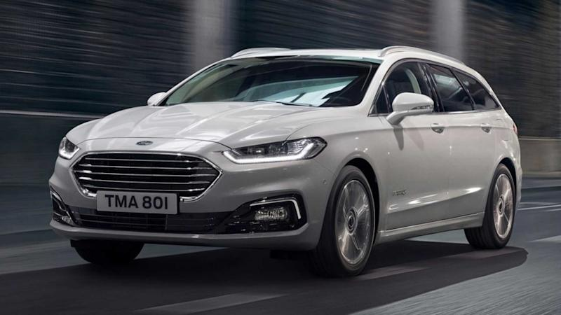 2019 Ford Mondeo lead image