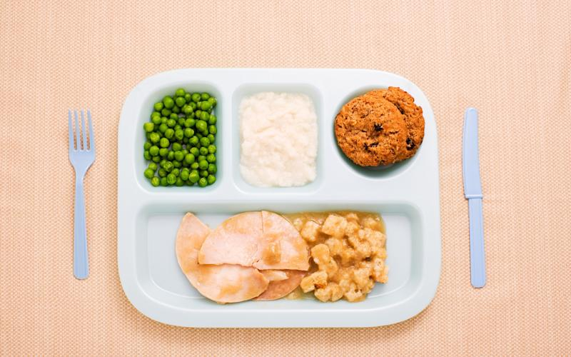 Are pilots served the same meals as passengers? - This content is subject to copyright.