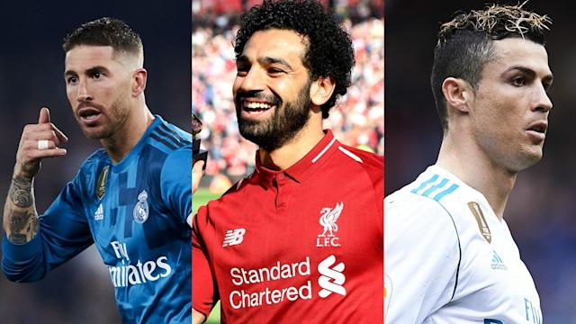 As Real Madrid and Liverpool prepare to meet in Kiev, we select a combined XI of the best players from the two Champions League finalists.
