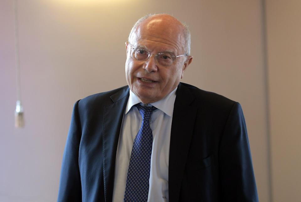 Massimo Galli (Photo: ANSA foto)
