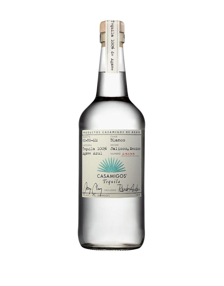 """<p><strong>Casamigos</strong></p><p>reservebar.com</p><p><strong>$45.00</strong></p><p><a href=""""https://go.redirectingat.com?id=74968X1596630&url=https%3A%2F%2Fwww.reservebar.com%2Fproducts%2Fcasamigos-blanco-750ml&sref=https%3A%2F%2Fwww.delish.com%2Fentertaining%2Fg31903538%2Fbest-tequila-brands%2F"""" target=""""_blank"""">BUY NOW</a></p><p>You've probably heard of Casamigos tequila, given the fact it's the brainchild of George Clooney and Rande Gerber. If you want a bottle that will make you seem super classy and refined without trying too hard, this is it. And the taste is just like the people who created it—smooth. </p>"""