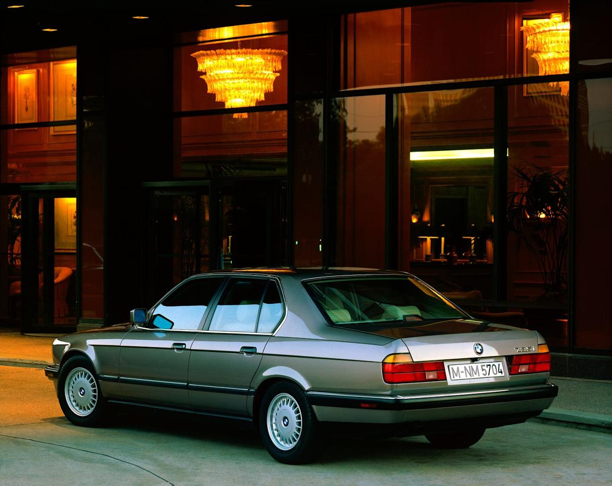 <p>Back when BMW made cars for hardcore enthusiasts, it offered a five-speed manual in its largest and most luxurious model, the 735i. The combination was as unexpected as it was awesome, but few buyers equated German luxury with a clutch pedal, so not many were sold. It's the one we'd buy.</p>