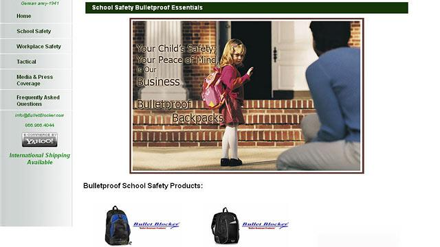 Bulletproof Backpack Sales Surge