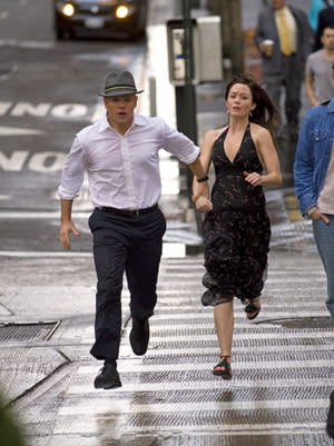 Philip K. Dick Family Sues for 'Adjustment Bureau' Film Royalties