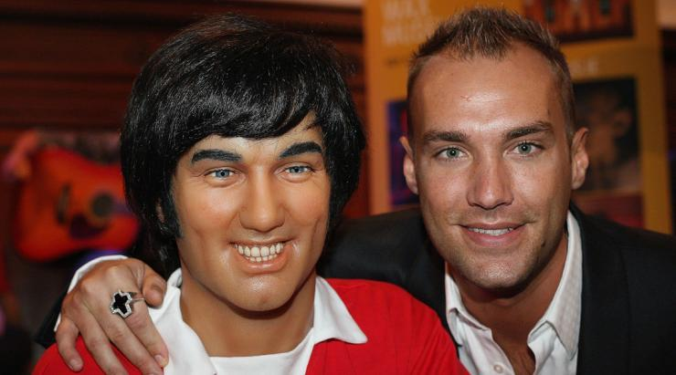 <p>Fortunately, Bestie's now back in one piece at The National Wax Museum in Dublin. </p>
