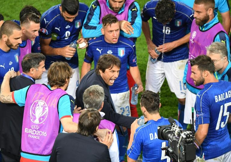 Conte ready for 'exciting adventure' at Chelsea after Italy exit