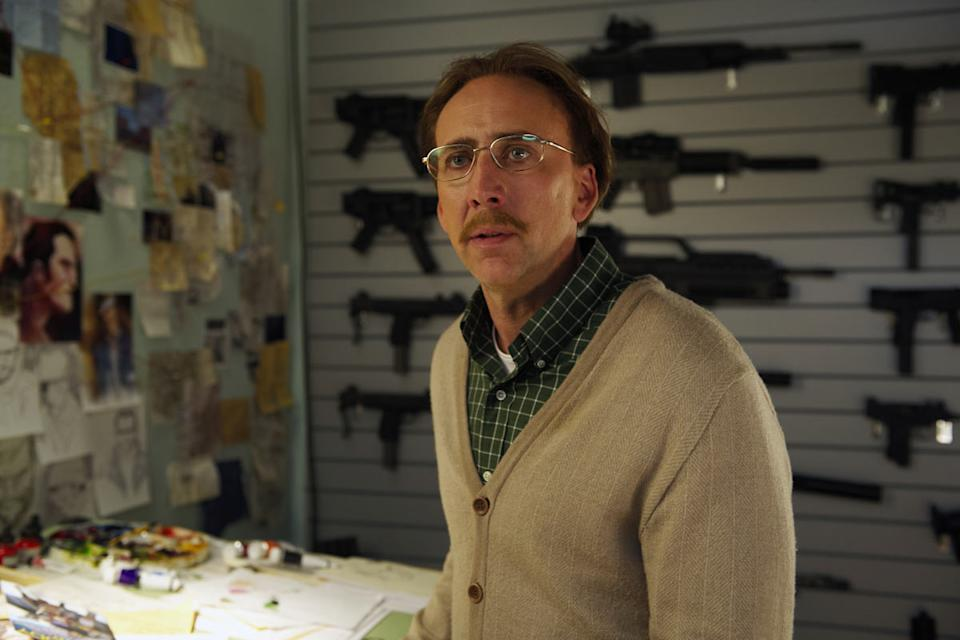 Nicolas Cage went on to play Big Daddy in Kick-Ass (Image by Universal Pictures)