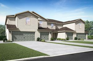 Move-in ready homes with spacious layouts are available at Madison Village by LGI Homes.