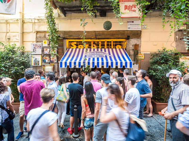 Zia Esterina to Bring Naples's Famous Pizza Fritta to NYC