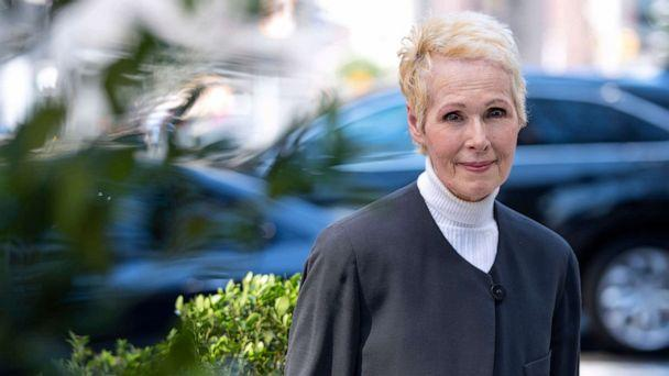 PHOTO: E. Jean Carroll is photographed on June 23, 2019, in New York. (Craig Ruttle/AP)