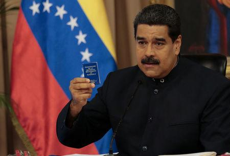 Maduro under pressure as Venezuelan opposition calls