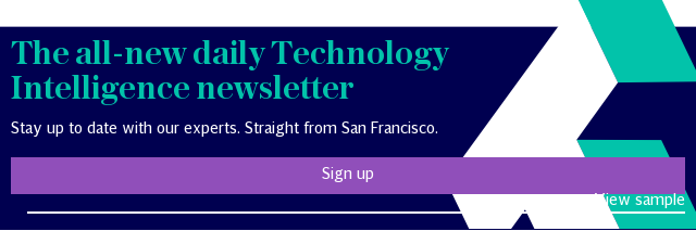 Technology intelligence - newsletter promo - EOA
