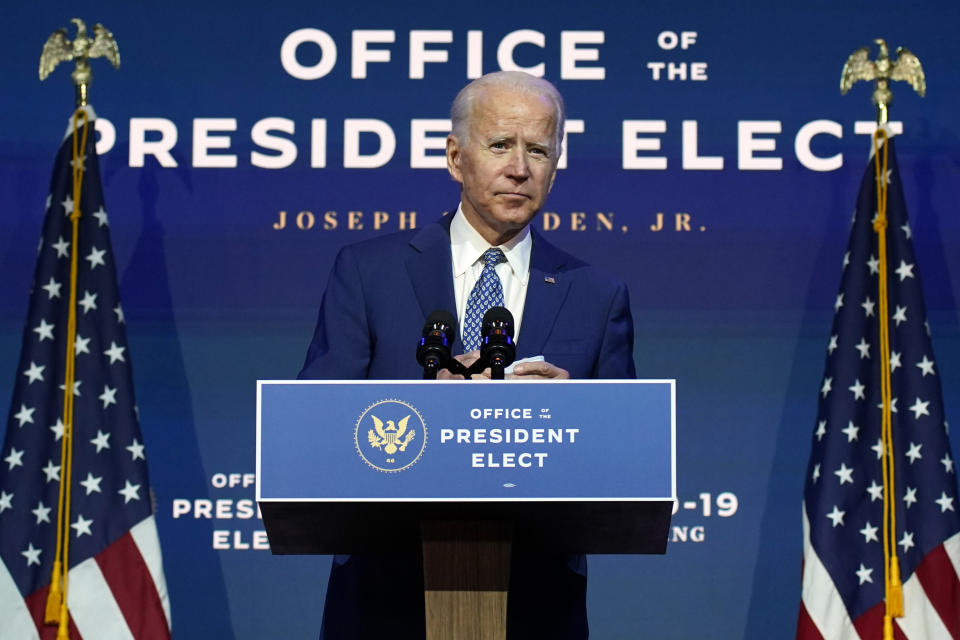 Trade will fade to background under Biden's 'tweet-free' policy
