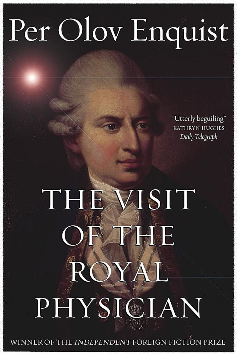 Enquist's 1999 novel recounted the affair between Queen Caroline Matilda of Denmark, sister of George III of Britain, and the German doctor treating her mad husband, King Christian VII