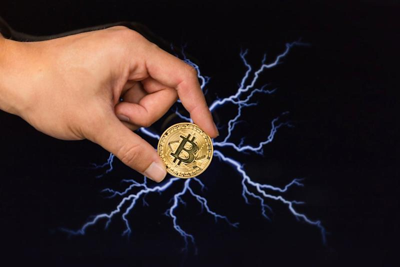 CNBC futures trader Bob Iaccino revealed that he believes bullishness surrounding the Lightning Network is driving the bitcoin price higher in 2019. | Source: Shutterstock