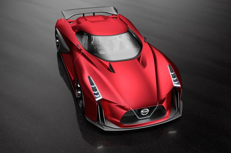 Nissan S All New Gt R Sports Car May Have Been Delayed Into The Next Decade