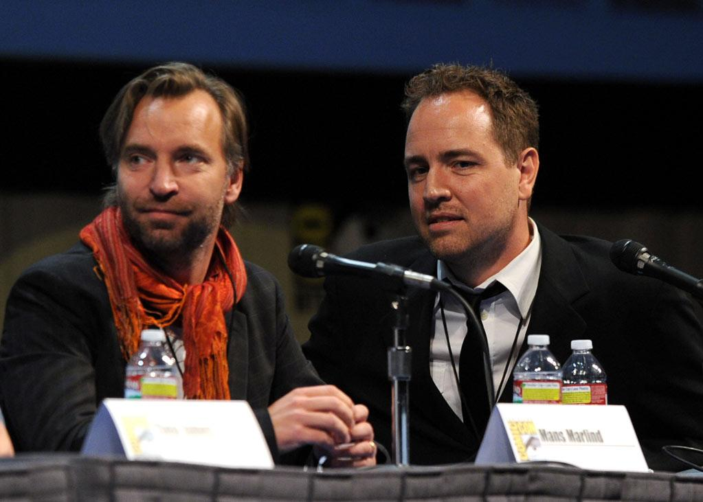 """With Wiseman unavailable to direct, the filmmakers launched an extensive search before they decided on a team of Swedish directors, Mans Marlind and Bjorn Stein (""""Storm""""). Marlind and Stein have known each other since they were kids, and they've developed an unorthodox system in which each man directs on alternate days. When one is directing, the other serves as """"best buddy"""" while also answering all the cast and crew's questions which aren't immediately pressing.<br><br>It sounds crazy, but apparently it works. """"I don't know how I'm going to go back to having one director,"""" says Beckinsale. """"By trading off, they are able to stay incredibly excited to have their turn. They never get burned out. I'm married to a director, so I realize that it's such a miserably nonstop job. There are always 50 people asking you questions. With a partner to answer those questions, the one who's directing can stay focused on the actors and the shot at hand."""""""