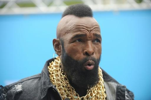 <p>'Wheelchairs curling, more cooler!' says Mr. T</p>