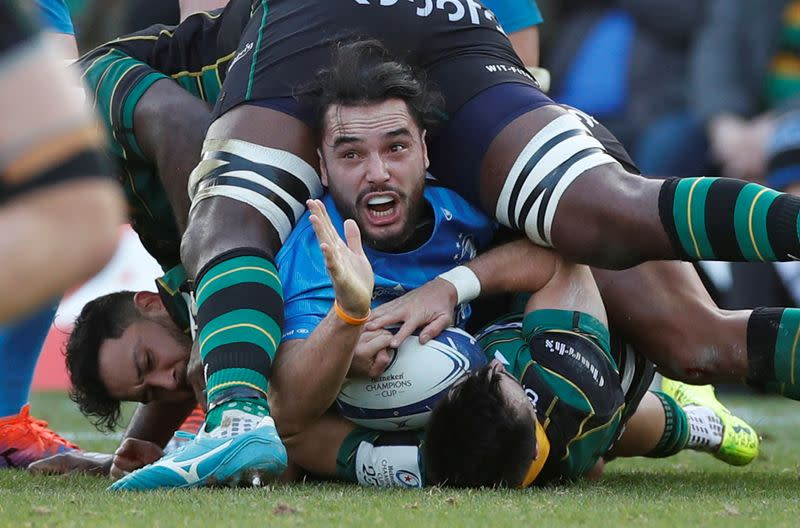 FILE PHOTO: European Champions Cup - Pool 1 - Northampton Saints v Leinster Rugby
