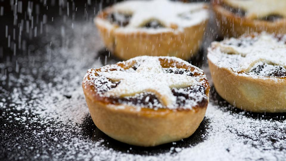 Aldi has come out on top in a taste test of their fruit mince pies, beating out Coles and Woolies. Photo: Getty