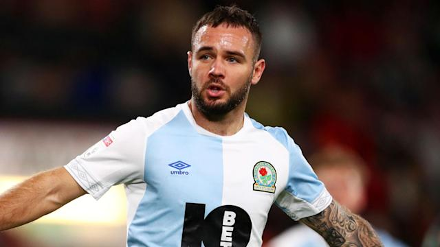 Adam Armstrong made a significant impact off the bench at Millwall, setting up Blackburn's first goal and scoring their second in a 2-0 win.