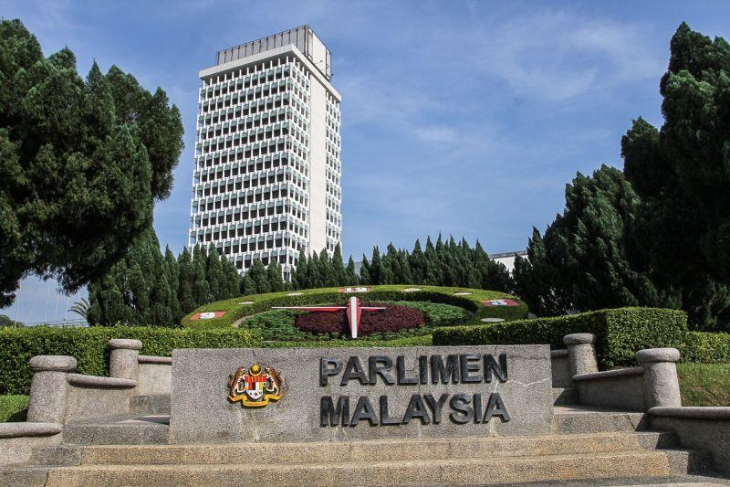 A general view of Parliament building in Kuala Lumpur March 29, 2018. ― Picture by Shafwan Zaidon